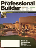 Professional Builder 0106